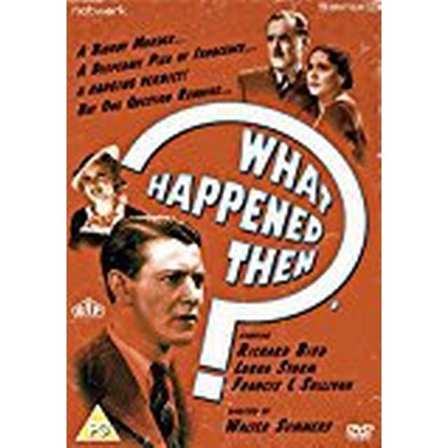 What Happened Then? [DVD]